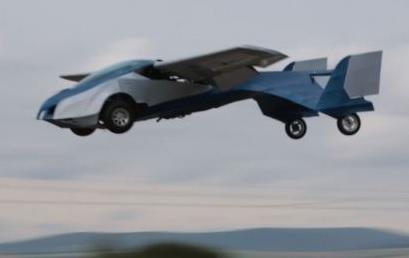 El coche-avión cada vez más cerca de ser una realidad
