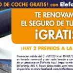 """Éxito de participación en la campaña """"Tu Seguro Gratis con Elefante Azul"""""""