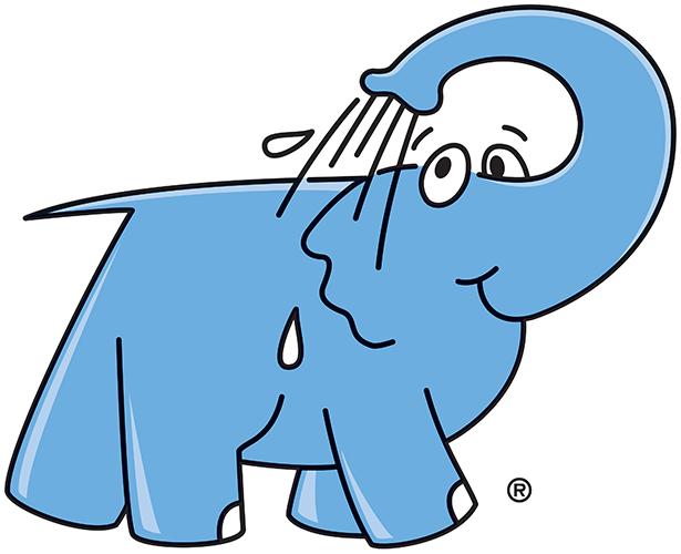 Franquicia rentable elefante azul