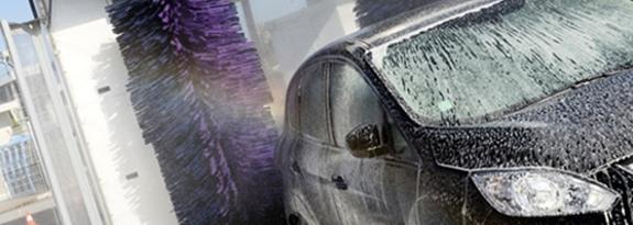 lavado coche - respeto carrocería