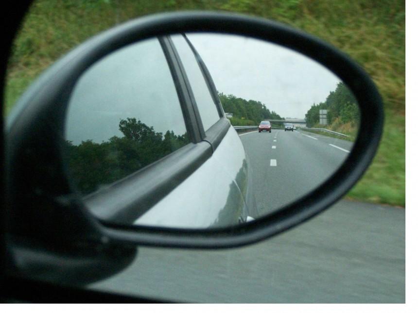 Los espejos retrovisores del mañana