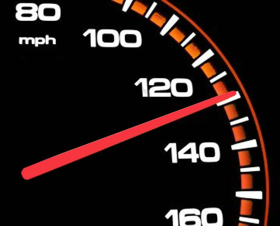 aumentar el límite de velocidad a 130km/h