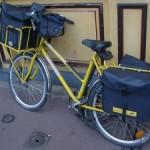Bicicleta para un ecommerce ecológico
