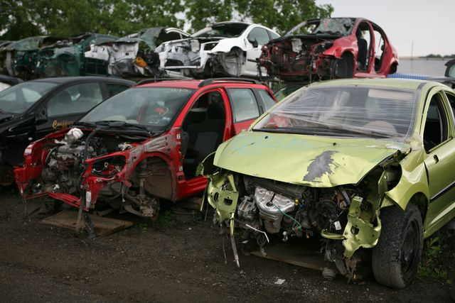 Casi el 90 % del vehículo es reciclable