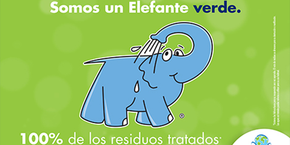 marketing elefante azul