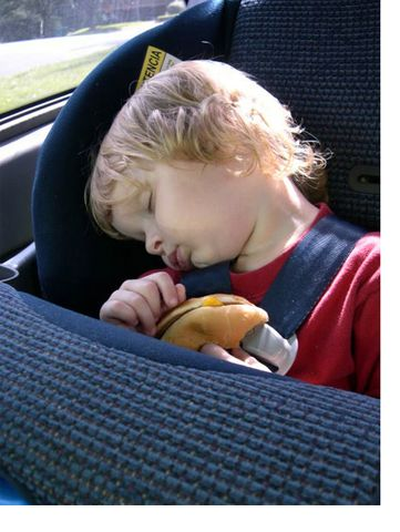 Sillita infantil para coche - Seguridad vial - coches