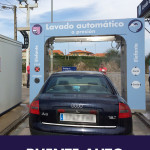 PUENTES DE LAVADO AUTOMÁTICO A PRESIÓN