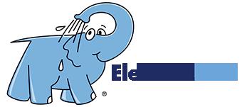 Elefante Azul