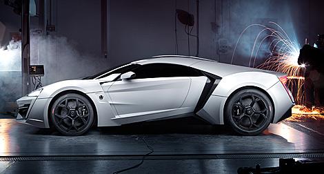 El coche más caro