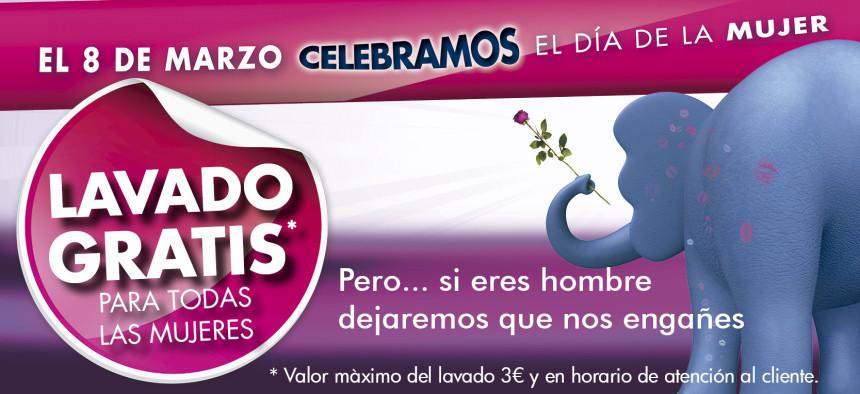El 8 de marzo celebramos el Día de la Mujer
