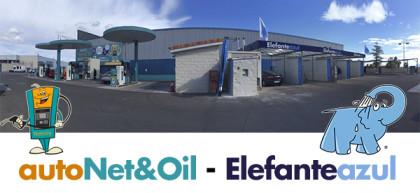 Primer centro MIX – Elefante Azul y Autonet&Oil