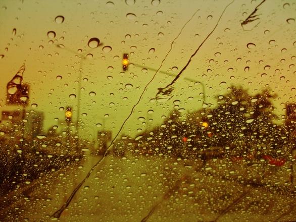 parabrisas lluvia