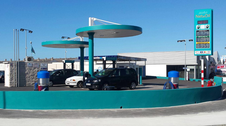 Gasolinera Autonet&Oil Mao