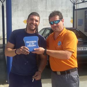 Ganador Pamplona Ansoain