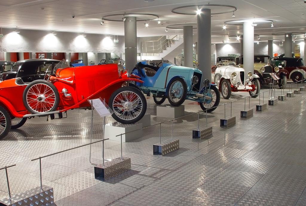 museo automocion salamanca