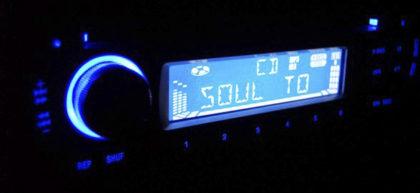 Música para viajar en coche