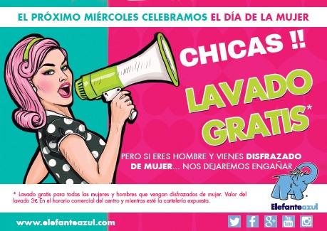 Promo Día de la Mujer 2017