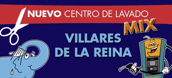 Nueva gasolinera en VILLARES DE LA REINA