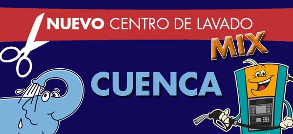 Nueva gasolinera en CUENCA