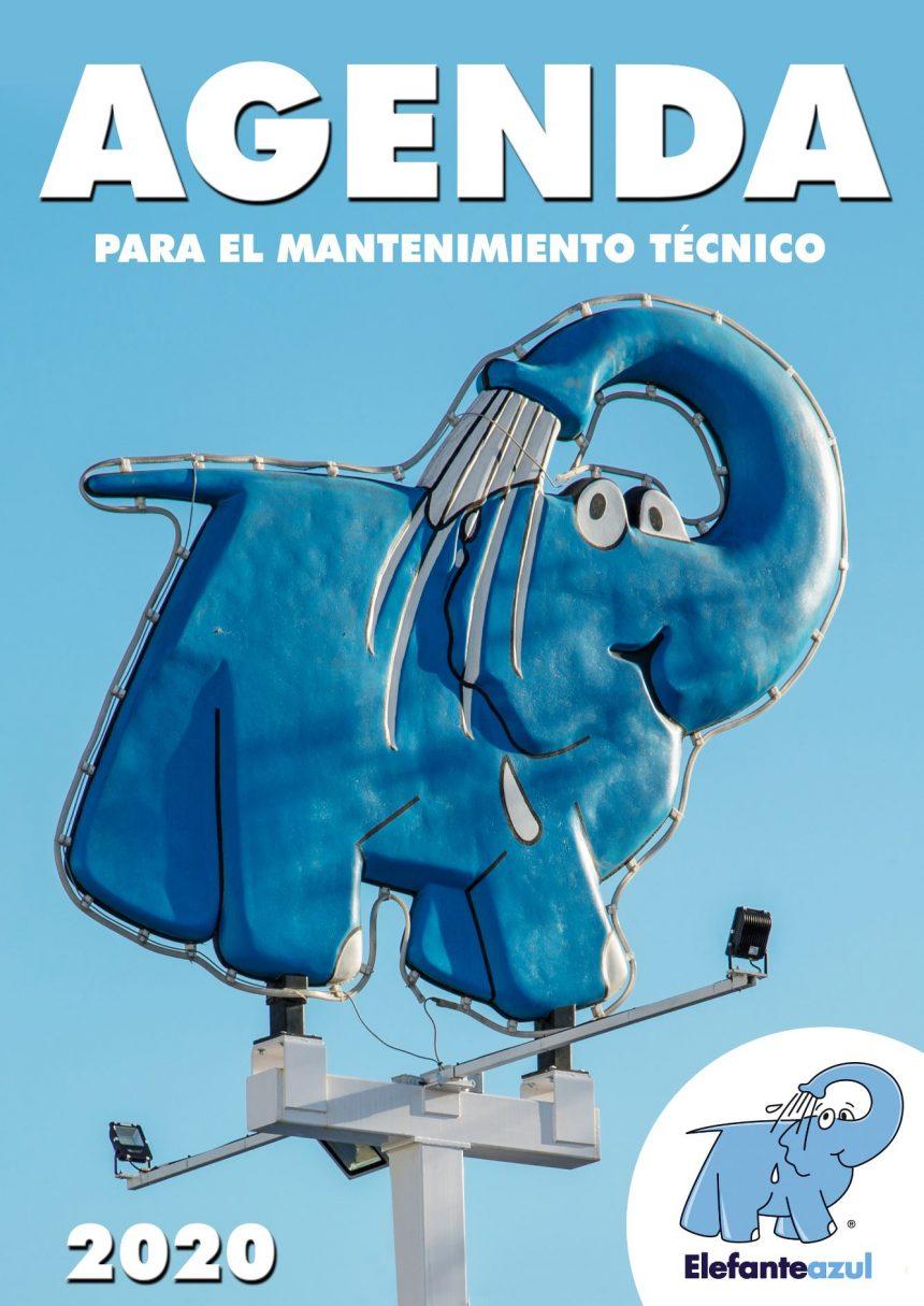 Agenda Técnica Elefante Azul