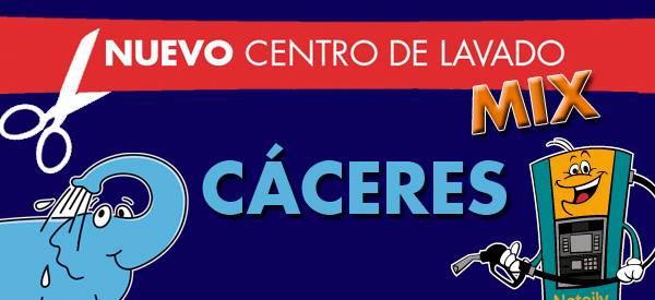 Nueva gasolinera en CÁCERES