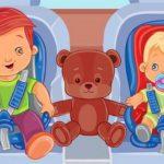 Niños en el coche, ¿Cómo llevarlos?
