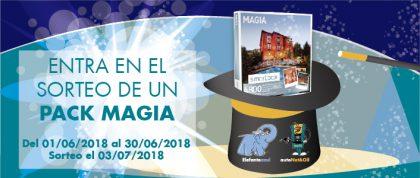 Sorteo Pack Magia – CONSÍGUELO!